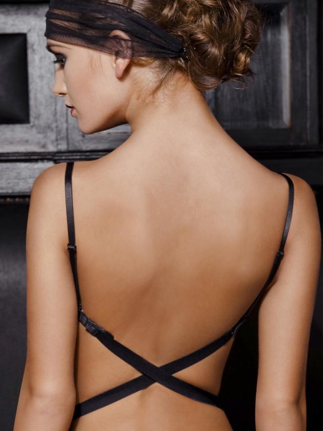 Бюстгальтер для открытой спины